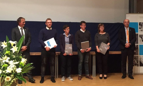 Prize of Konstanz University for outstanding commitment